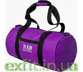 Сумка-тубус MAD FitLadies фиолетовая