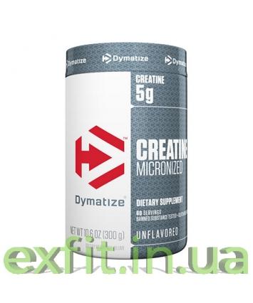 Dymatize Creatine Micronized (300 грамм)
