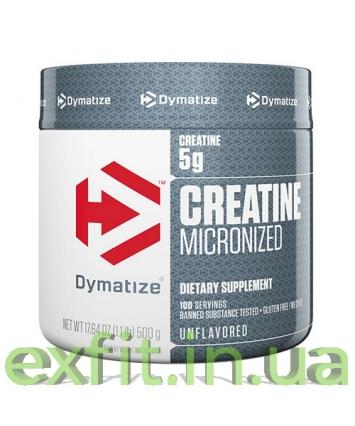 Dymatize Creatine Micronized (500 грамм)