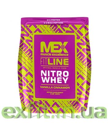 MEX Nutrition Nitro Whey (910 грамм)