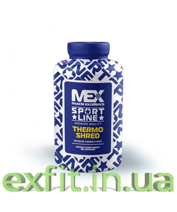 MEX Nutrition Thermo Shred (180 капсул)