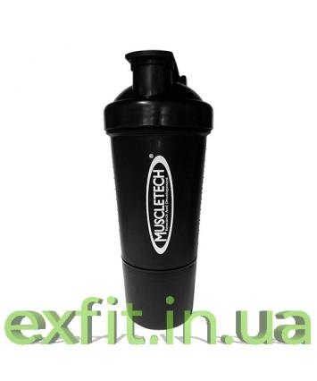 MuscleTech Premium Shaker (500 мл) черный