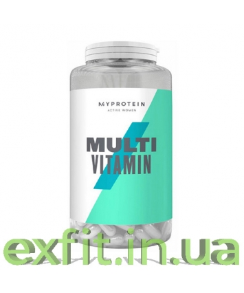 MyProtein Active Woman (120 таблеток)