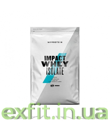 MyProtein Impact Whey Isolate (2,5 кг)