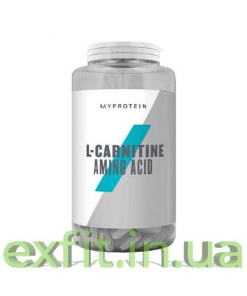 MyProtein L-Carnitine (90 таблеток)