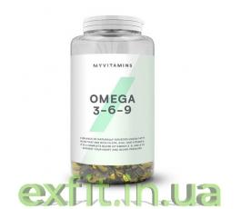 Omega 3-6-9 (120 капсул)