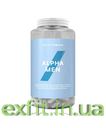 MyProtein Alpha Men (120 таблеток)