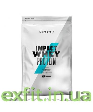 MyProtein Impact Whey Protein (1 кг)