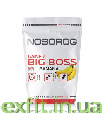 NOSOROG BIG BOSS (1,5 кг)