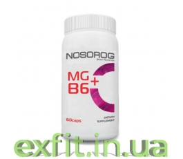 Mg + B6(60 капсул)