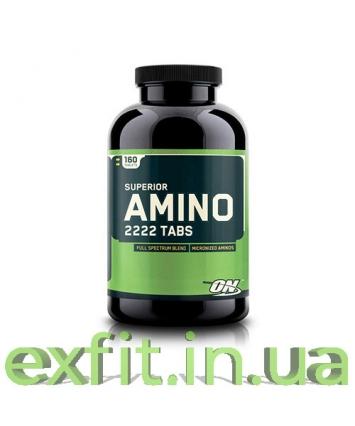 Optimum Nutrition Amino 2222 (160 таблеток)