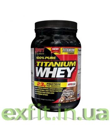 SAN 100% Pure Titanium Whey(907 грамм)