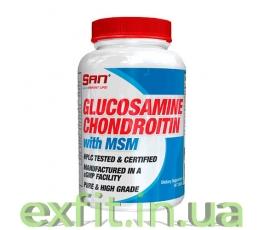 Glucosamine Chondroitin with MSM (90 таблеток)