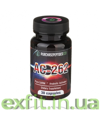 Purchasepeptides AC-262 (30 капсул)