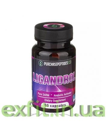 Purchasepeptides Ligandrol (LGD-4033) - 60 капсул