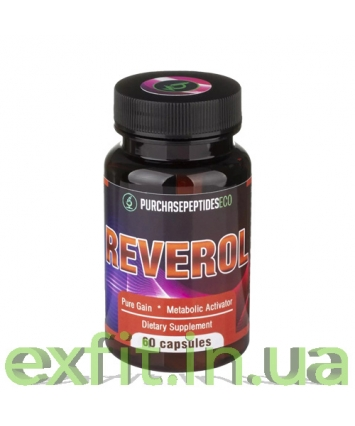 Purchasepeptides Reverol (SR 9009) - 60 капсул