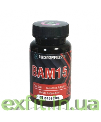 Purchasepeptides BAM15 (30 капсул)
