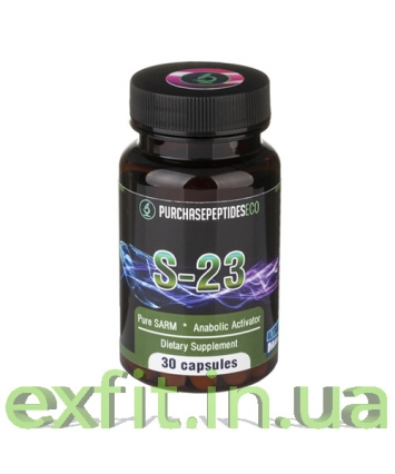 Purchasepeptides S-23 (30 капсул)