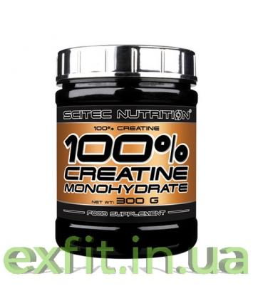 Scitec Nutrition 100% Creatine Monohydrate (300 грамм)
