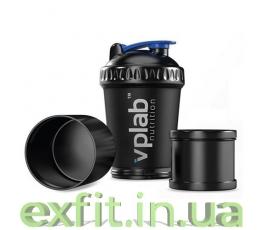Shaker mega caps PRO 3 в 1 (600 мл)