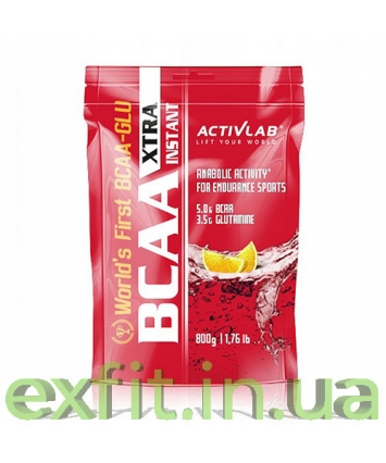 Activlab BCAA Xtra Instant (800 грамм)