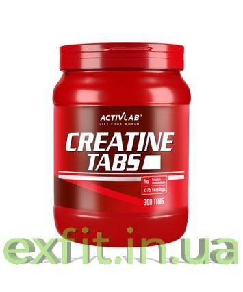 Activlab CREATINE TABS-1000 мг (300 таблеток)