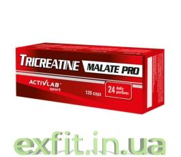TRI-CREATINE MALATE PRO  (120 капсул)
