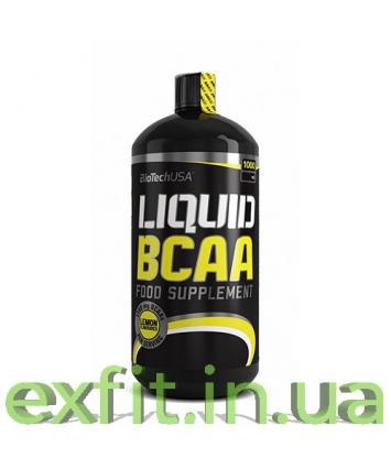 BioTech USA Liquid BCAA(1000 мл)