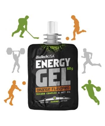 BioTech USA Energy Gel (60 грамм)
