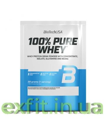 BioTech USA 100% Pure Whey (28 грамм)