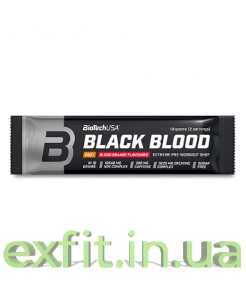 BioTech USA Black Blood Nox+ (19 грамм)