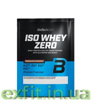 BioTech USA Iso Whey Zero (25 грамм)