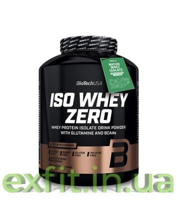 BioTech USA Iso Whey Zero (2,27 кг)
