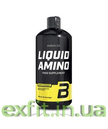 BioTech USA Liquid Amino (1000 мл)