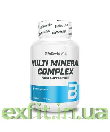 BioTech USA Multi Mineral Complex (100 таблеток)