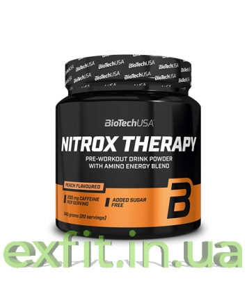 BioTech USA Nitrox Therapy (340 грамм)