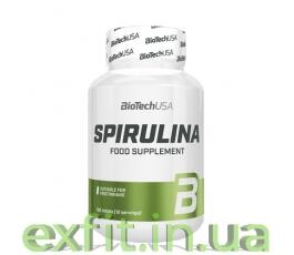 Spirulina (100 таблеток)