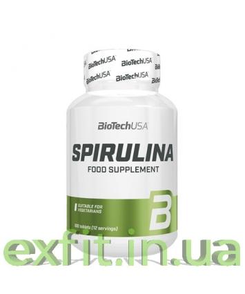 BioTech USA Spirulina (100 таблеток)