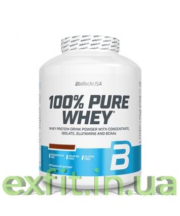 BioTech USA 100% Pure Whey (2,27 кг)