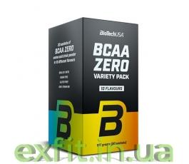 BCAA Zero Variety Pack (20 пакетиков)