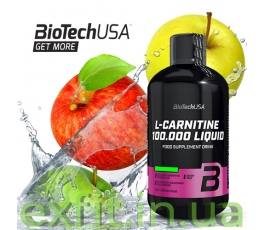L-Carnitine 100 000 Liquid (500 мл)