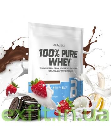 BioTech USA 100% Pure Whey (1 кг)