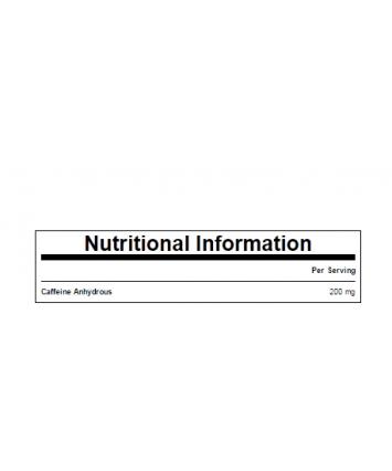 MyProtein Pure Caffeine (100 таблеток)