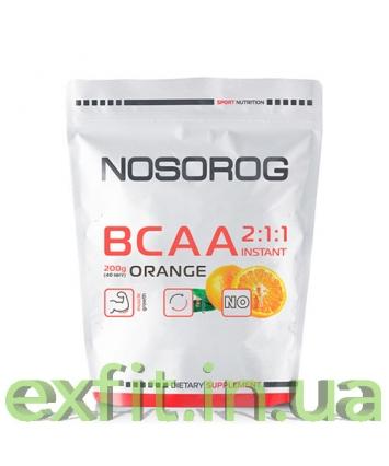 NOSOROG BCAA 2-1-1 Instant (200 грамм)