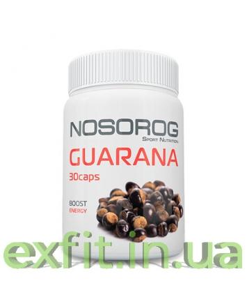 NOSOROG Guarana (30 капсул)