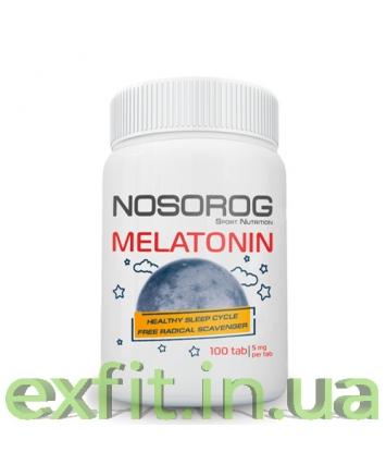 NOSOROG Melatonin (100 таблеток)