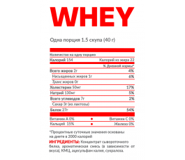 Whey (1 кг)