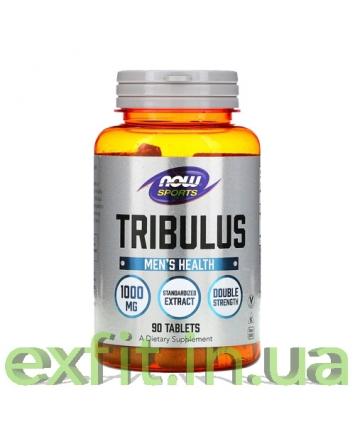 NOW Tribulus 1000 mg (90 таблеток)
