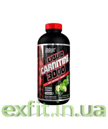 Nutrex Liquid Carnitine 3000 (473 мл)