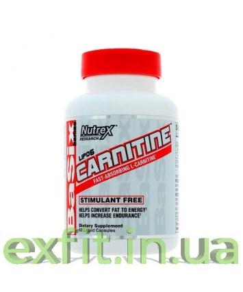 Nutrex Lipo 6 Carnitine (60 капсул)